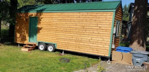 8X27 Custom Built Tiny Home For Sale