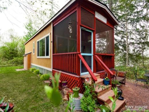 Adorable Tiny Home for Sale -Camas WA