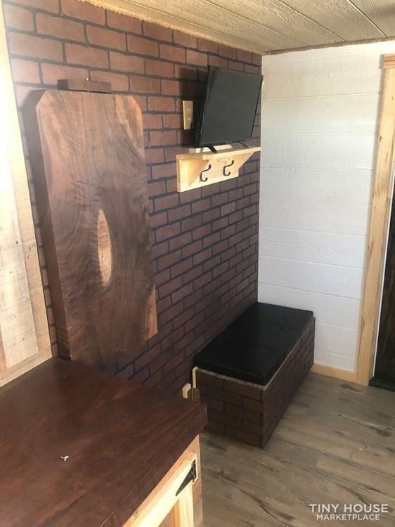 Low Price!! Box Truck Tiny Home!! - Slide 16
