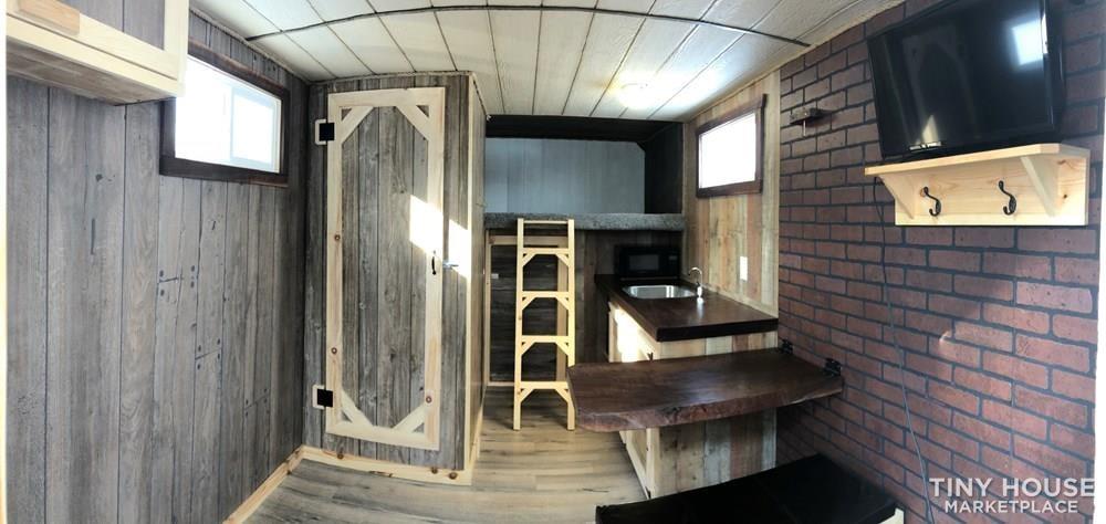 Low Price!! Box Truck Tiny Home!! - Slide 4