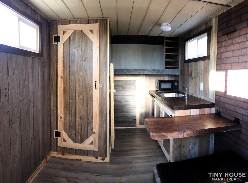 Low Price!! Box Truck Tiny Home!! - Slide 3