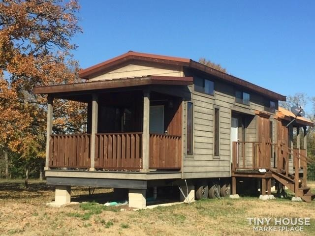 Beautiful Tiny Home with Multiple Porches - SOLD - Slide 1