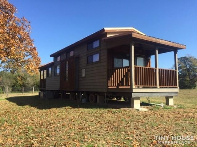 Beautiful Tiny Home with Multiple Porches - SOLD - Slide 2