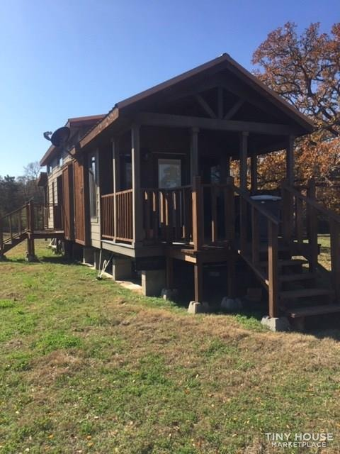Beautiful Tiny Home with Multiple Porches - SOLD - Slide 5