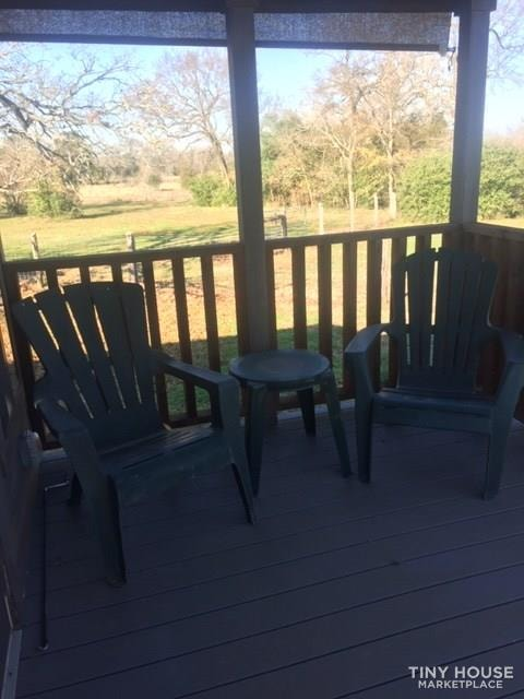 Beautiful Tiny Home with Multiple Porches - SOLD - Slide 8