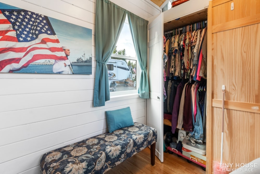Beautifully Unique, Fully Licensed, Tiny House For Sale! - Slide 6