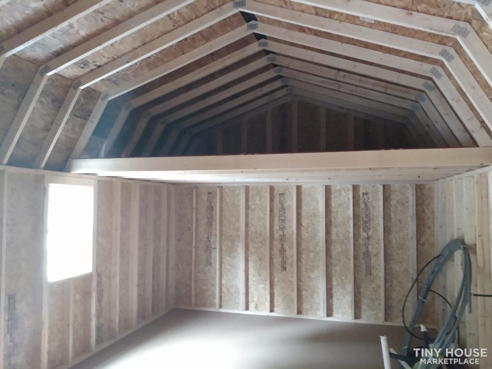 Brand New 14×40 tiny home shell - Slide 6