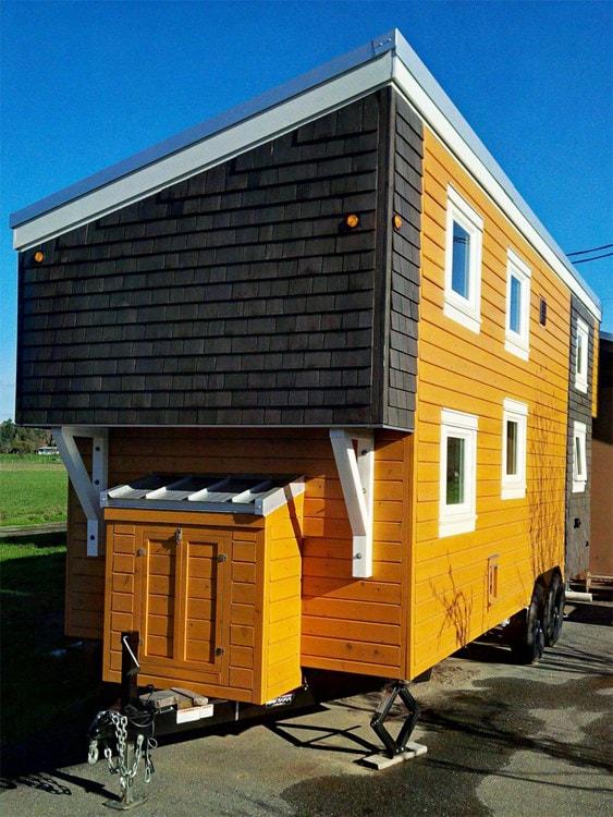Brand New 2 Bedroom Tiny House FOR SALE - Slide 2