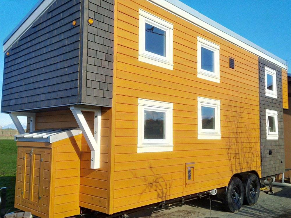 Brand New 2 Bedroom Tiny House FOR SALE - Slide 3