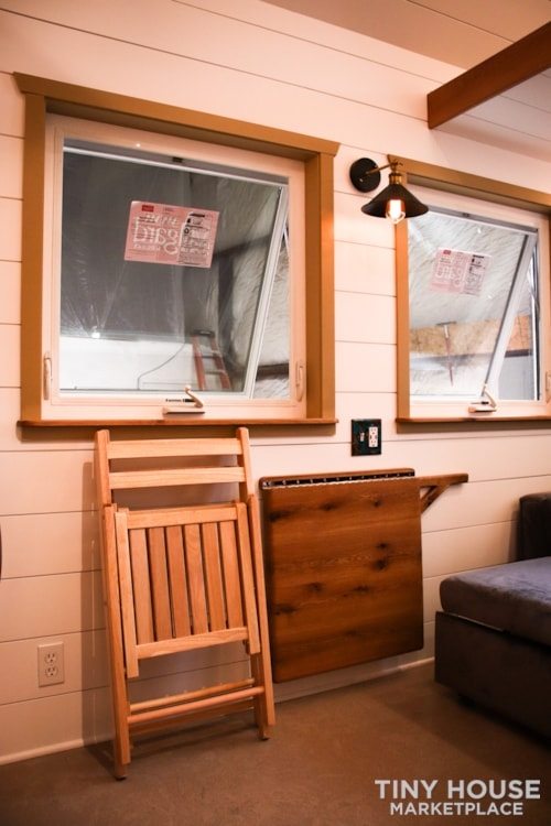 SOLD!! BRAND NEW 24' Tiny House 'The Aspen' by Wilding Woodworks Tiny Homes - Slide 59