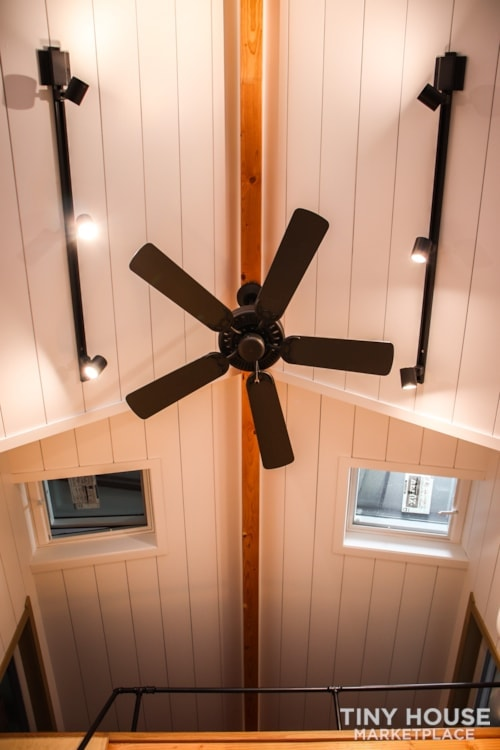 SOLD!! BRAND NEW 24' Tiny House 'The Aspen' by Wilding Woodworks Tiny Homes - Slide 67