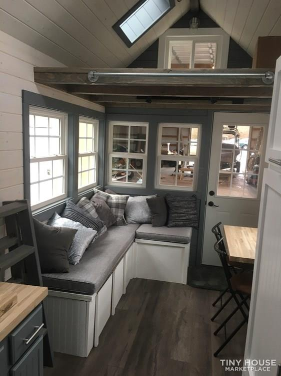 MODEL HOME REDUCED to make room for production  - Slide 21