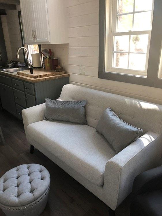 MODEL HOME REDUCED to make room for production  - Slide 17