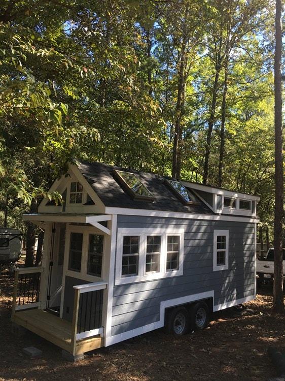 MODEL HOME REDUCED to make room for production  - Slide 18