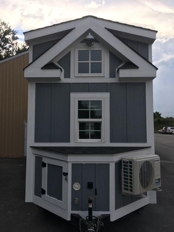 MODEL HOME REDUCED to make room for production  - Slide 19