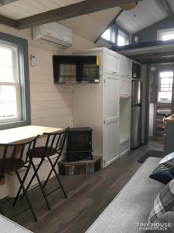 MODEL HOME REDUCED to make room for production  - Slide 25