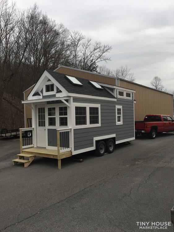 MODEL HOME REDUCED to make room for production  - Slide 29