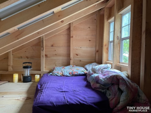 Brand New Tiny House Pro-Built With Loft and Electricity 8L x 10W x 13.6H