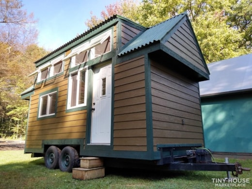 Good Vibes Tiny Home for Sale