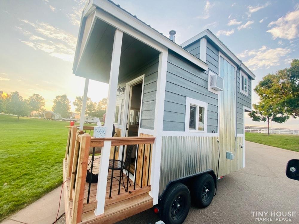 Colorado 12'   20amp Solar from Renogy   Composting Toilet   Off Grid   $27,500 - Slide 2
