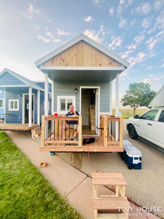 Colorado 12'   20amp Solar from Renogy   Composting Toilet   Off Grid   $27,500 - Slide 3