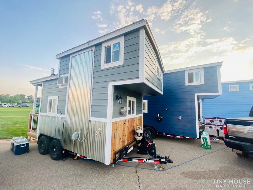 Colorado 12'   20amp Solar from Renogy   Composting Toilet   Off Grid   $27,500 - Slide 4