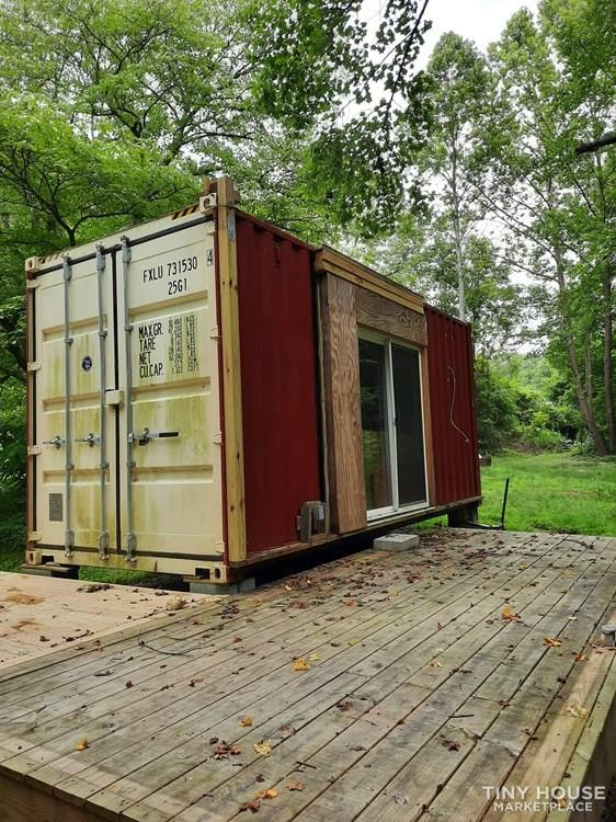 Converted Shipping Container Tiny Home 8' x 20' x 9' - Slide 5
