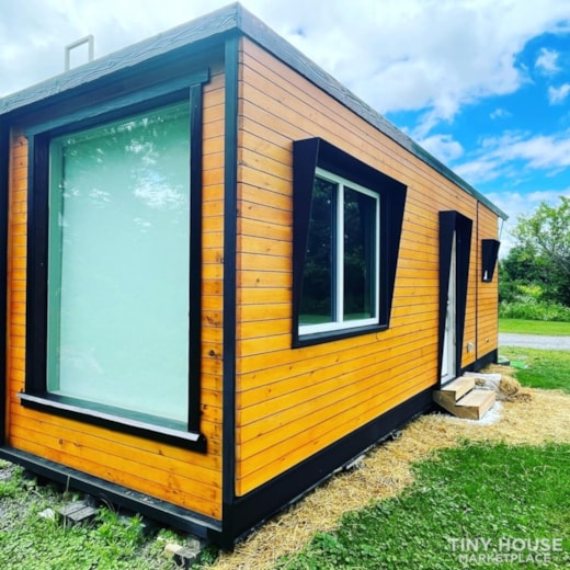 Custom Built Shipping Container Cabin Fully Furnished