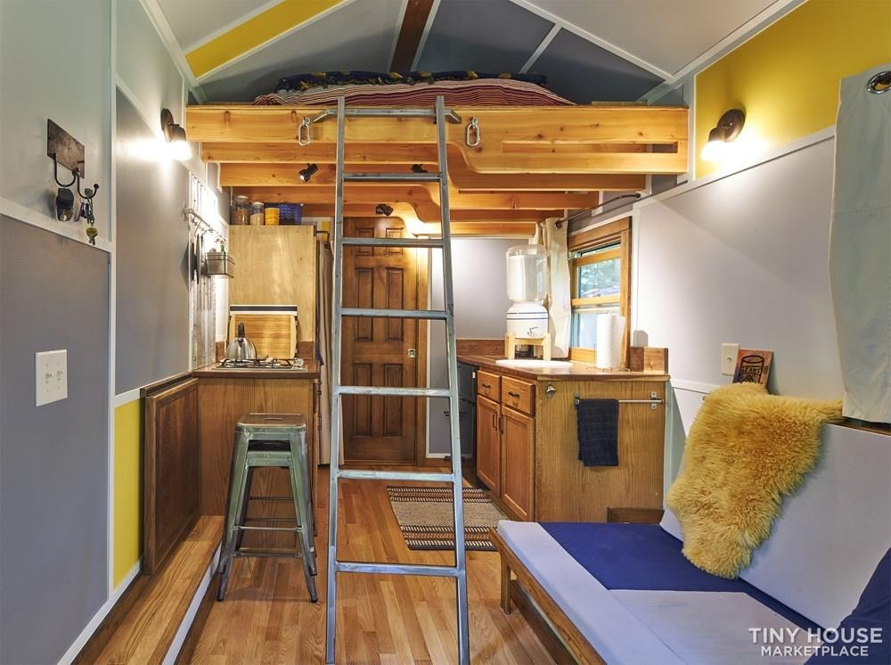 Custom Built Tiny House, Delivery Available  - Slide 7