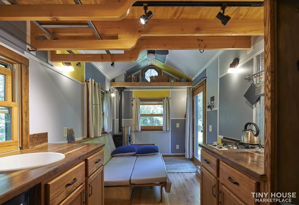 Custom Built Tiny House, Delivery Available  - Slide 9