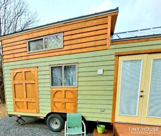 Custom built Tiny house on wheels