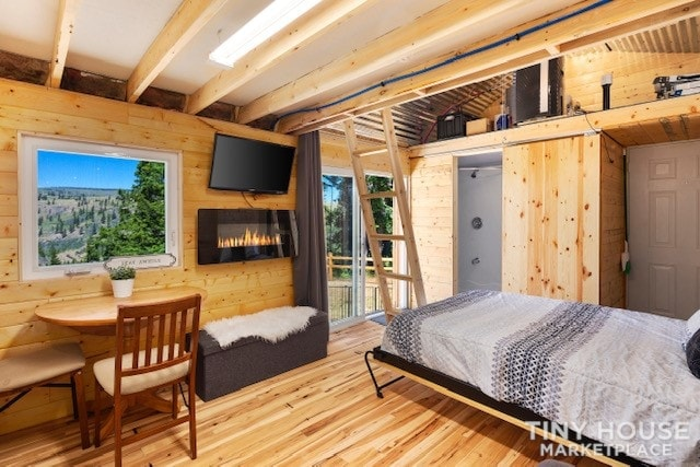 Custom Built Tiny House - One Of a Kind - Converted Old Hickory Shed - Slide 5