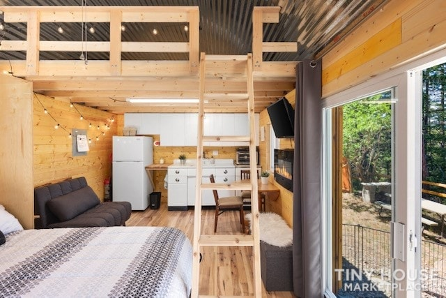 Custom Built Tiny House - One Of a Kind - Converted Old Hickory Shed - Slide 7