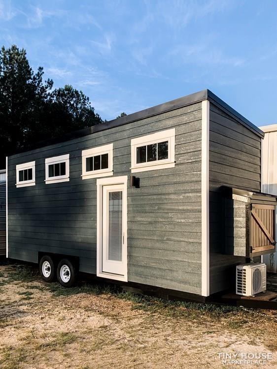 Custom Craftsman Tiny House - Slide 16