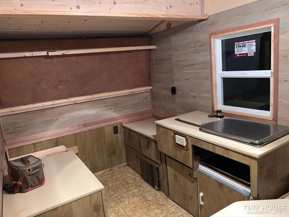 Custom Camper/Fish House/Tiny Home - Slide 4