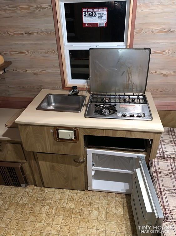 Custom Camper/Fish House/Tiny Home - Slide 6