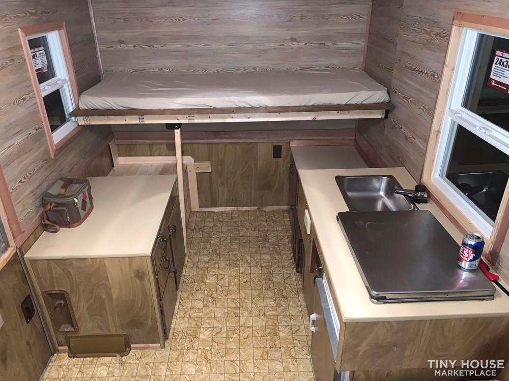Custom Camper/Fish House/Tiny Home - Slide 7