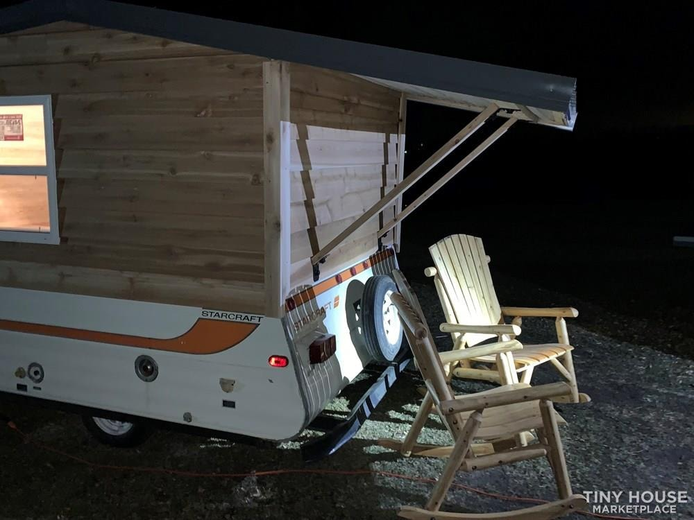 Custom Camper/Fish House/Tiny Home - Slide 8