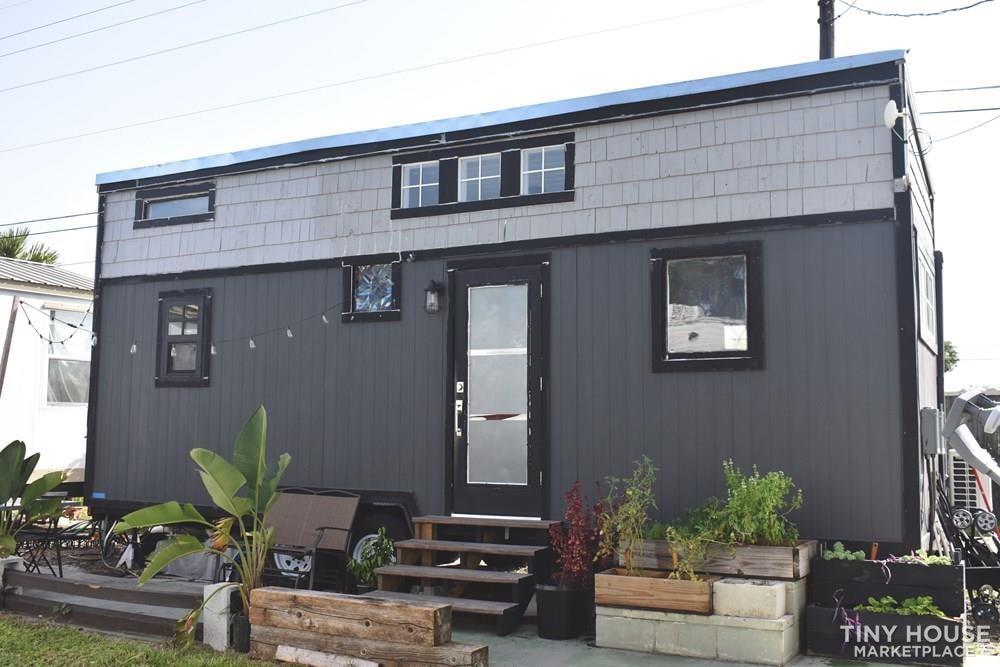 50k OBO Dual Loft 26FT Tiny House in Orlando FL  - Slide 2