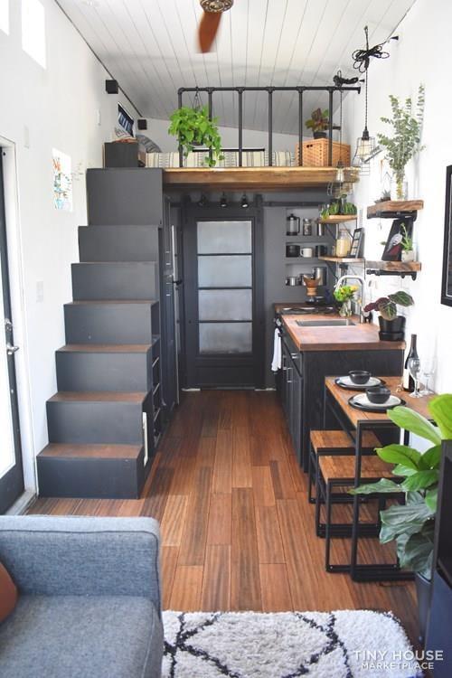50k OBO Dual Loft 26FT Tiny House in Orlando FL  - Slide 3