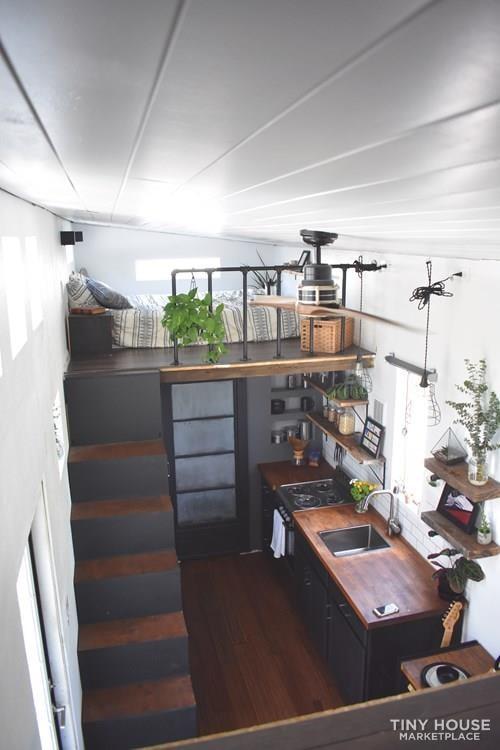 50k OBO Dual Loft 26FT Tiny House in Orlando FL  - Slide 5