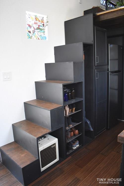 50k OBO Dual Loft 26FT Tiny House in Orlando FL  - Slide 16