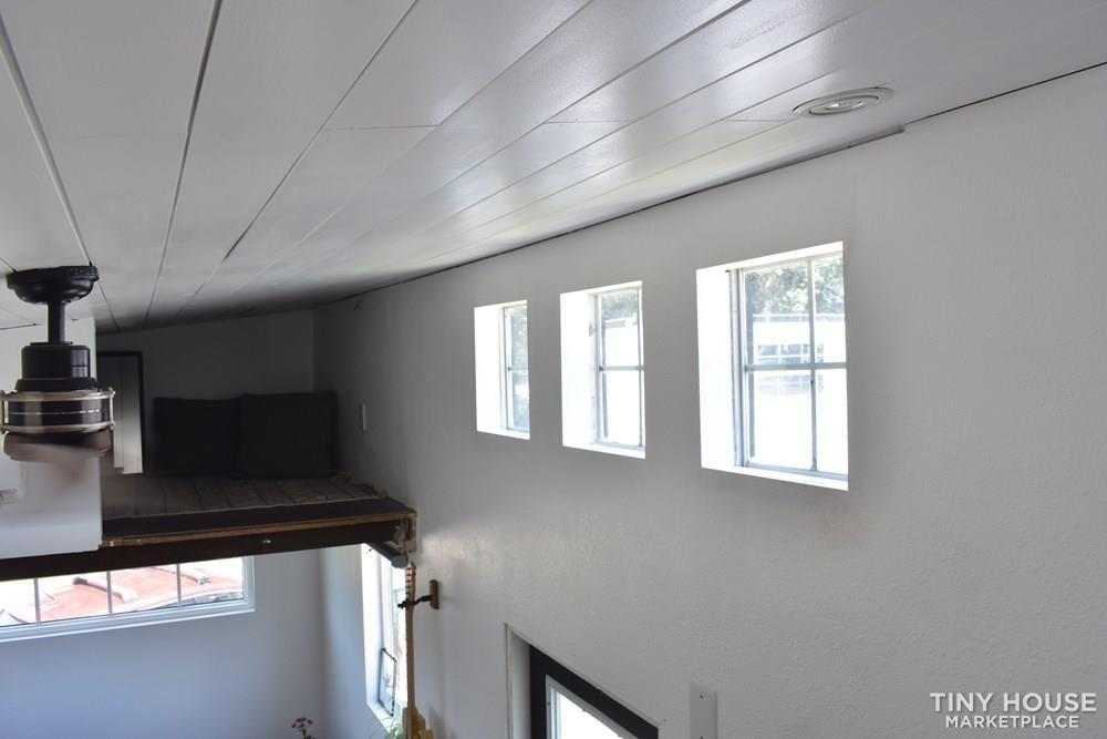 50k OBO Dual Loft 26FT Tiny House in Orlando FL  - Slide 23