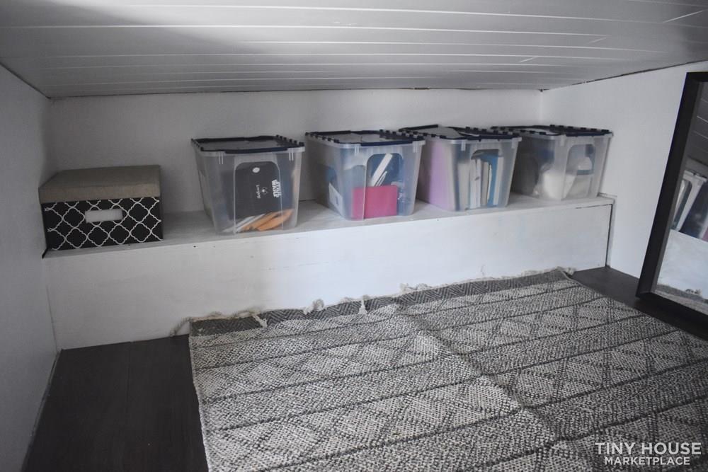 50k OBO Dual Loft 26FT Tiny House in Orlando FL  - Slide 26
