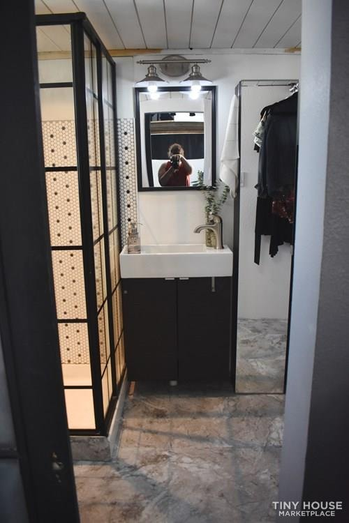 50k OBO Dual Loft 26FT Tiny House in Orlando FL  - Slide 27