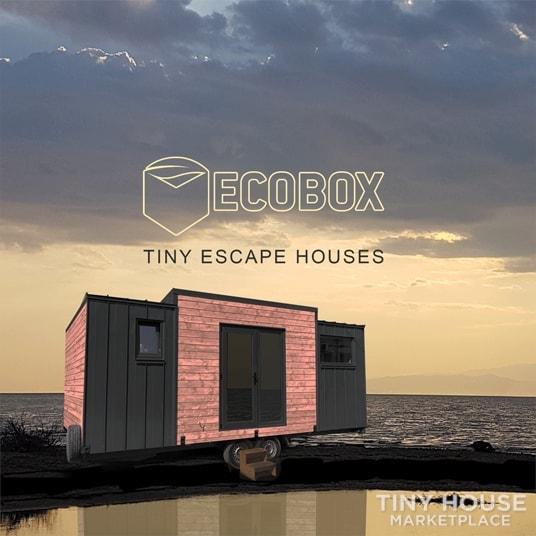 "Ecobox tiny home ""659"" - Slide 1"