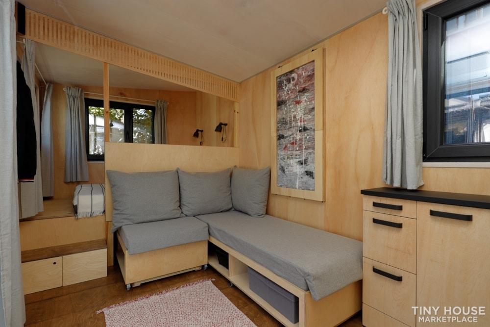"Ecobox tiny home ""659"" - Slide 3"