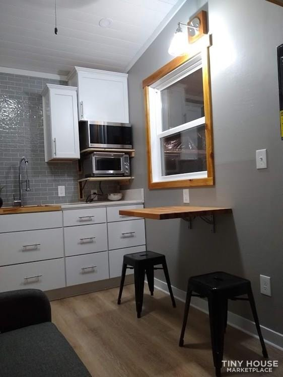 """""""The Endeavor"""" By Aspire Tiny Homes - Room for 6 to Relax and Sleep  - Slide 5"""