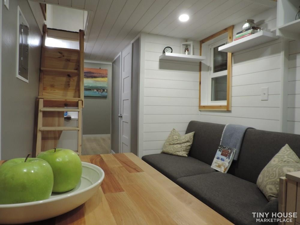 """""""The Endeavor"""" By Aspire Tiny Homes - Room for 6 to Relax and Sleep  - Slide 6"""