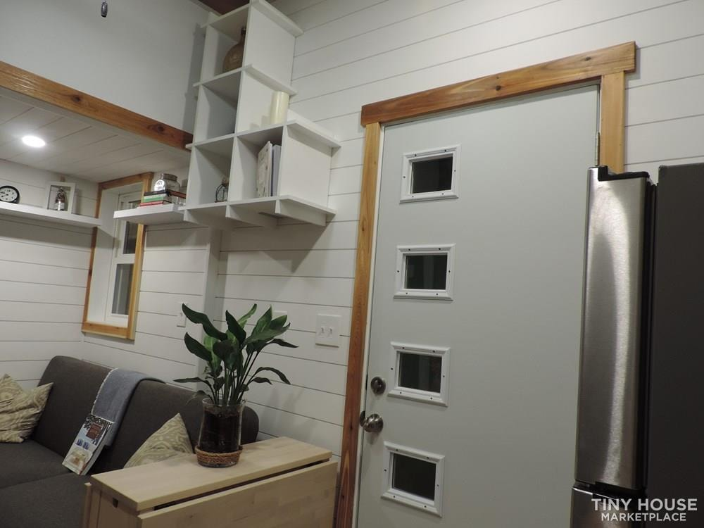 """""""The Endeavor"""" By Aspire Tiny Homes - Room for 6 to Relax and Sleep  - Slide 18"""
